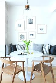 round dining table with bench best a place to eat images on corner dining nook dining room furniture bench seating