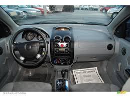2005 Chevrolet Aveo LS Sedan Gray Dashboard Photo #38641514 ...