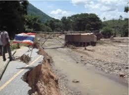 Сель Википедия Разрушения от селевого потока