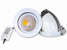 gimbal led recessed lighting. 26w gimbal led downlight cob chip recessed ceiling light spot lamp led lighting