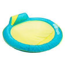 Swimways Spring Float Papasan Pool Chair Light Blue Lime Cheap Spring Pool Float Find Spring Pool Float Deals On