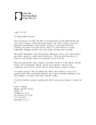 Writing A College Recommendation Letter For College Admissions 13 14 Letter To College Admissions Durrancesports Com