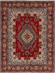 unique loom 9 10 x 13 tabriz persian rug main image