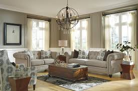 Signature Design By Ashley Azlyn Sepia Piece Living Room Set