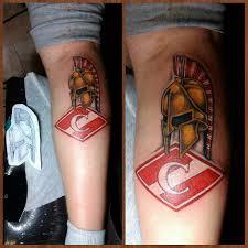 татуировка на ноге парня фк спартак фото рисунки эскизы
