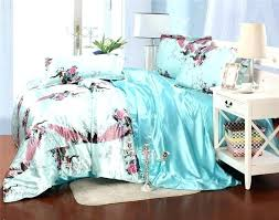 turquoise zebra comforter set twin xl turquoise bedding set twin xl turquoise cover satin silk bedding