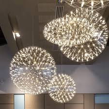 brushed nickel crystal chandelier modern marvelous spherical chandalier orb regarding 23