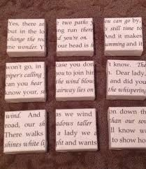 stairway to heaven lyrics wall art