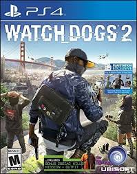 Watch Dogs 2 Playstation 4 B01gkf7t9s Amazon Price