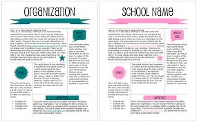 Newsletters Templates Worddraw Com Free Printable Newsletter Templates