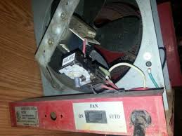 adding low voltage thermostat wiring to 240v heater doityourself attached images