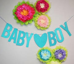 Welcome Home Baby Boy Banner Glittery Blue Baby Boy Banner Garland Baby Boy Shower Baby Shower Boy Welcome Baby Boy