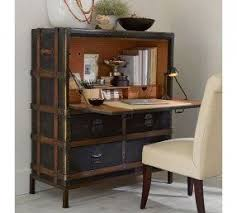 Furniture secretary desk cabinet 8