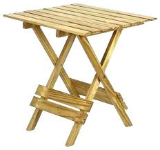 wooden folding table design small wood tables stylish folding table quick made of solid round wooden