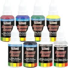 Atelier Acrylic Colour Chart Acrylic Paint Colors Designlanguage Co