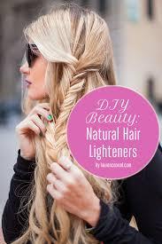 beauty diy natural hair highlighters