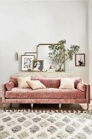 living room settee. dream pastel and metallic mix living room settee