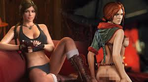Sexy video game babes