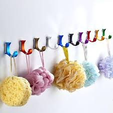 colorful coat hooks. Colorful Wall Hooks Dolphins Decorative Hat Hanger Coat  Hangers Towel Kitchen E
