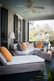 furniture for screened in porch. a modern lowcountry porch savannah southernhomes gardenandgun photo credit imke lass furniture for screened in e