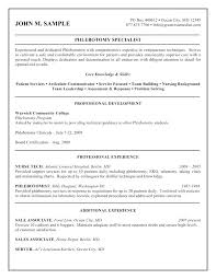 Tech Resume Examples Awesome Ekg Monitor Technician Resume Examples Unthinkable Best Home Work