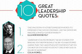 Motivational Leadership Quotes Delectable 48 Famous Inspirational Leadership Quotes BrandonGaille