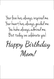 Birthday Quotes For Mom Beauteous Happy Birthday Mom 48 Quotes To Make Your Mom Cry With Happiness