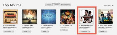 Top Charts Itunes 2014 Rudderless Charts Top 5 On The Itunes Top 10 Soundtracks