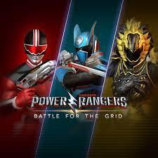 Power Rangers: Izgara İçin Savaş - Sezon İki Geçiş