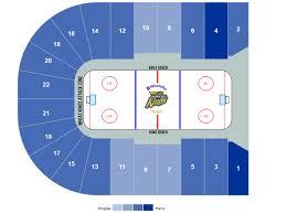 Keystone Centre Brandon Seating Chart Buy Single Game Tickets Brandon Wheat Kings