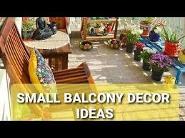 home decor ideas small balcony garden