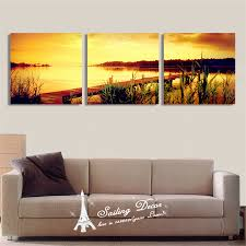Living Room Canvas Paintings Aliexpresscom Buy New Design Canvas Painting On Wall Picture