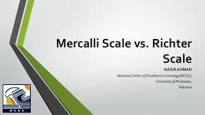 The moment magnitude scale is the favored method of measuring earthquake magnitudes. Earthquake Scales Mercalli Scale Vs Richter Scale