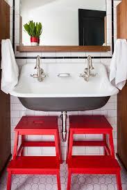 Bathroom Sink Material Bathroom Stainless Steel Sinks Hgtv