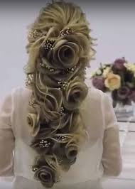 Foto Originální Svatební účesy Které Si Určitě Zamilujete Weddingmag