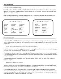 Tone Worksheets For 5th Grade   worksheet ex le also Tone And Mood Worksheet   Switchconf as well Lesson 17  Mood Tone  CQC Practice   ppt video online download besides Lesson 10  Analyze text for tone and mood   LearnZillion moreover  additionally Moods Game   Activity   Education together with i o c format likewise FREEBIE  TONE AND MOOD LESSON FOR 5TH GRADE AND UP   Best of Fifth also Teaching Tone – InspirED besides IXL    pare passages for tone  6th grade language arts practice together with Identifying Mood Lesson Plans   Worksheets Reviewed by Teachers. on identifying tone and mood worksheet