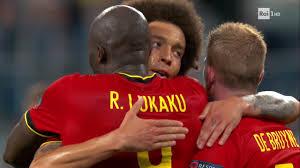 Euro 2020 - Gol di Lukaku, Finlandia - Belgio 0-2 - Video - RaiPlay