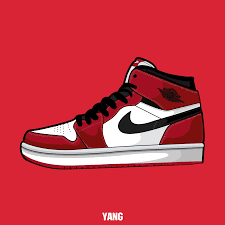 nike shoes drawing. drawing, shoes, sneakers, nike, air, jordan, carmine,graphic, nike shoes drawing