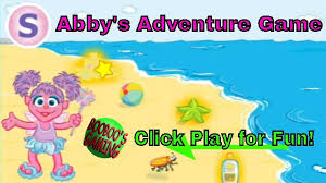 abby s adventure game sesamestreet pbskids free educational games for kids prelearning you