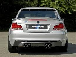 BMW Convertible bmw 350 coupe : 2009 HARTGE BMW 135i Coupe - Rear - 1024x768 - Wallpaper