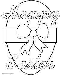 Lds Primary Easter Coloring Pages Awesome Easter Egg Coloring Pages