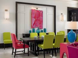 colorful dining rooms. Tips For Choosing The Best Dining Room Colors Colorful Rooms T