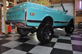 1972 Chevrolet K5 Blazer 4×4 Convertible Pickup Truck – No Reserve ...