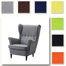 custom made cover fits ikea strandmon chair replace armchair cover
