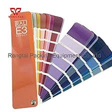 Ral Color Chart Amazon Anncus New And Original German Ral E3 Effect Color Chart 490
