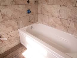 tile shower installation alcove bathtub reviews regency homebuilders open concept living large master bathroom one piece