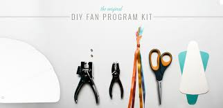 diy wedding programs do it yourself fan programs diy invitations diy fan wedding programs wedding program template fan program paper diy cardstock and