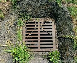 outdoor drain cover yard drainage tile home depot pop up emitters composite guttering bq