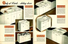 Kitchen Cabinets With S 1940 S Metal Kitchen Cabinets