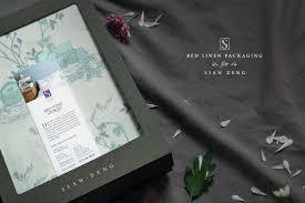 Bed Linen Packaging Design Sian Zeng Bed Linen Packaging On Behance